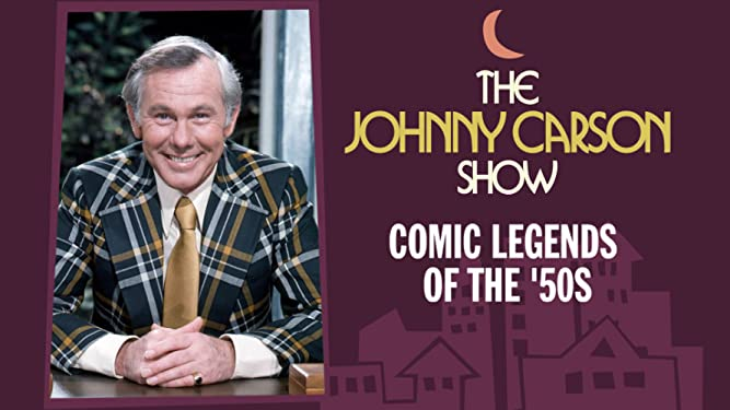 The Johnny Carson Show: Season 5 (Comic Legends Of The '50s)