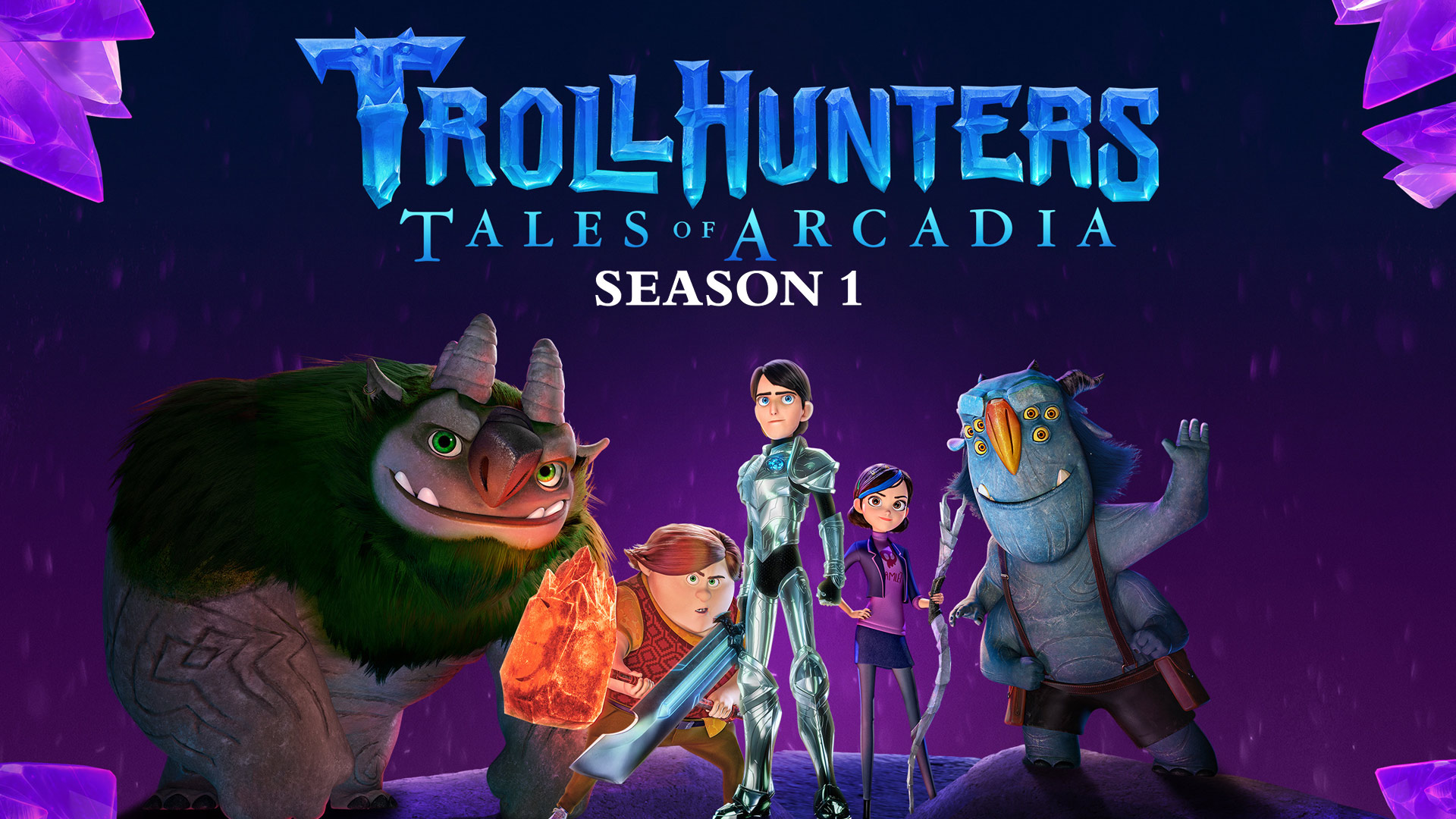 Trollhunters, Season 1