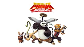 Kung Fu Panda: Legends of Awesomeness Volume 1