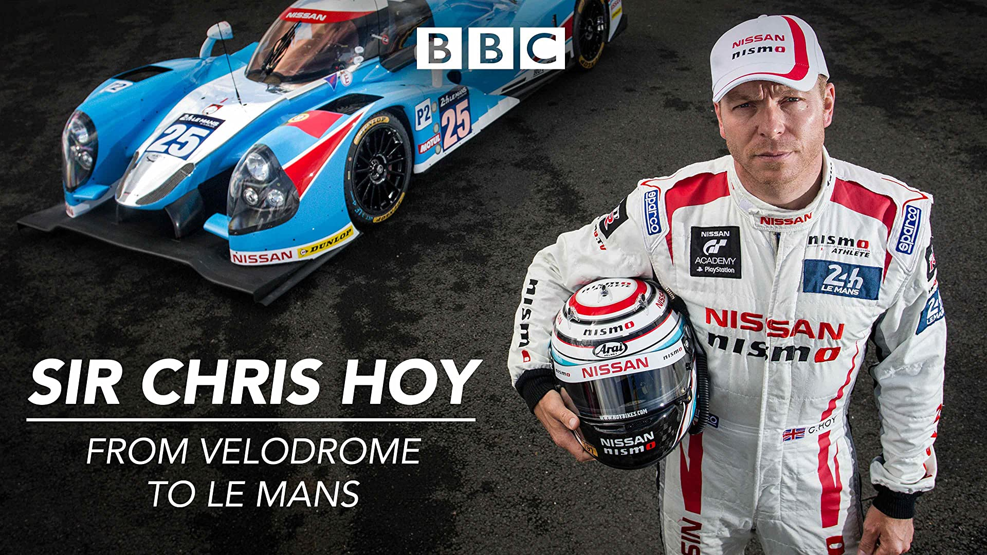 Sir Chris Hoy - From Velodrome to Le Mans