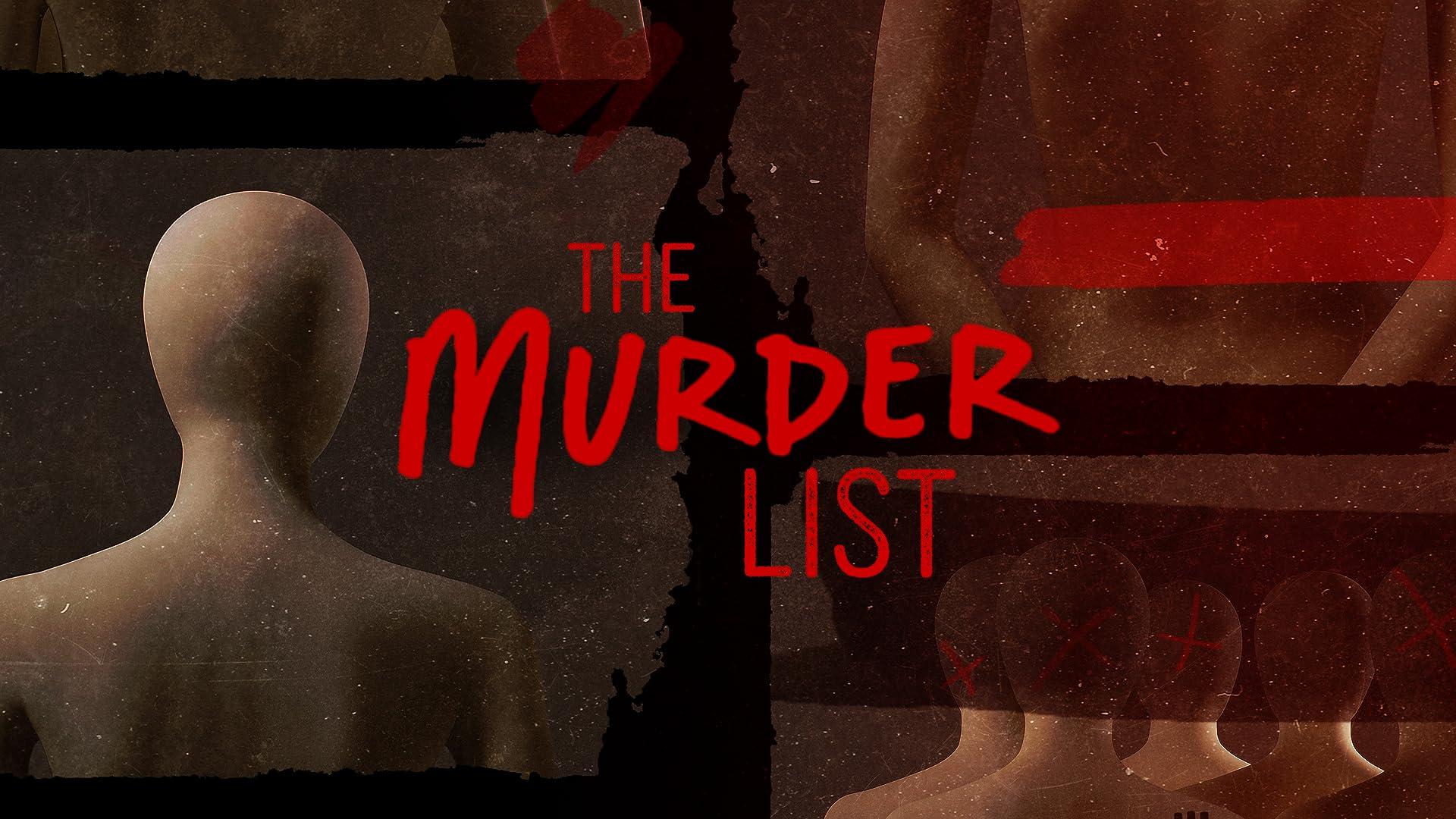 The Murder List - Season 1
