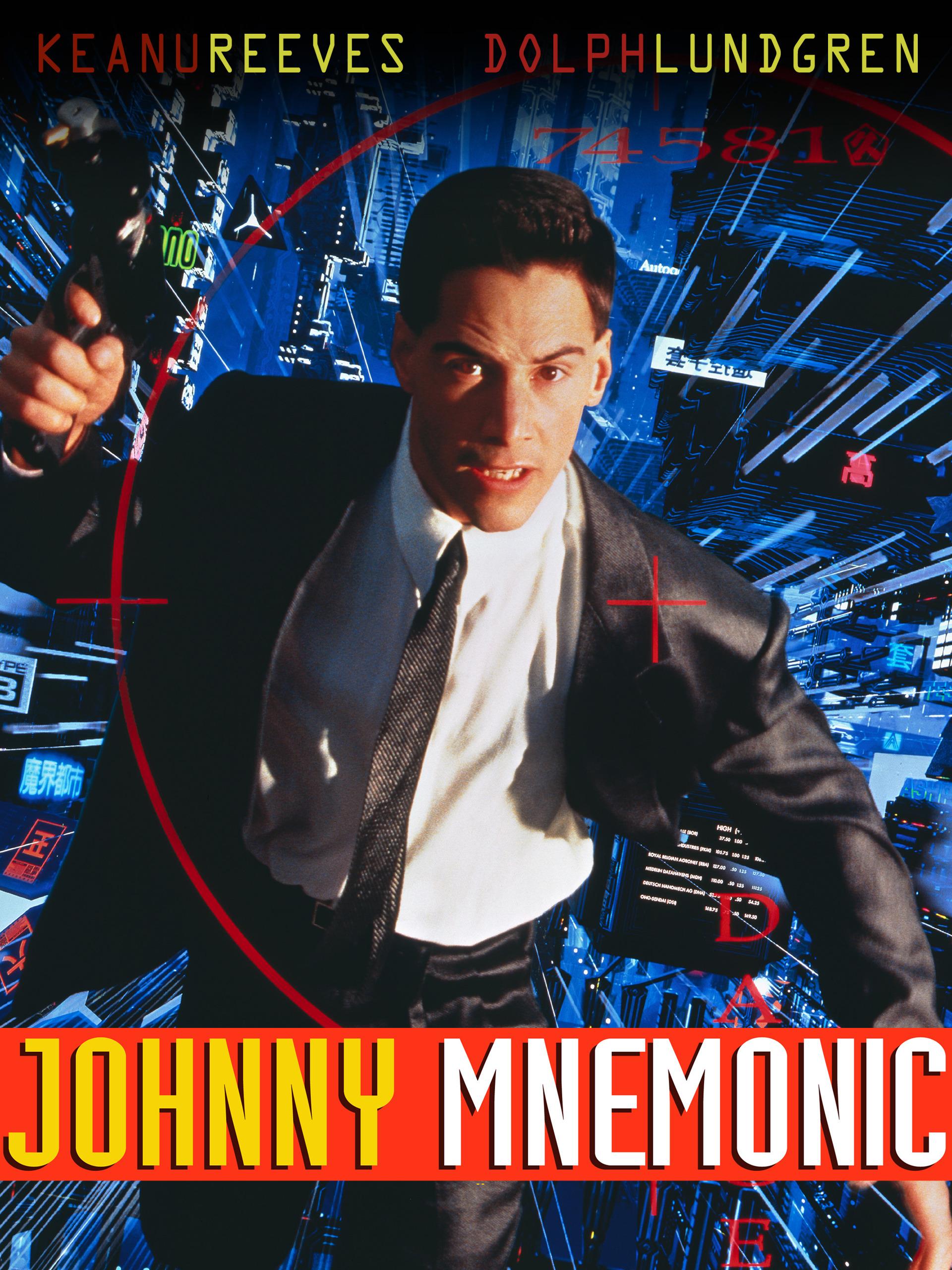 Prime Video: O Fugitivo Do Futuro - Johnny Mnemonic