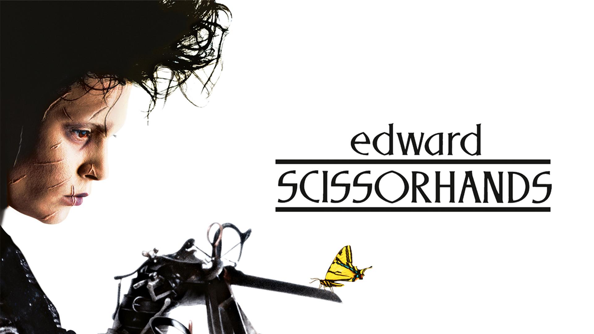 Edward Scissorhands (4K UHD)