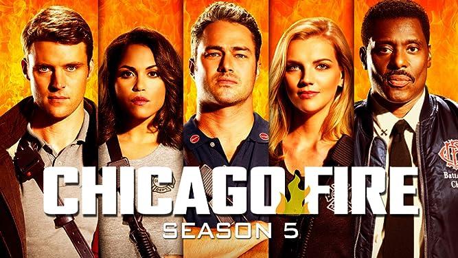 Prime Video Chicago Fire Season 5