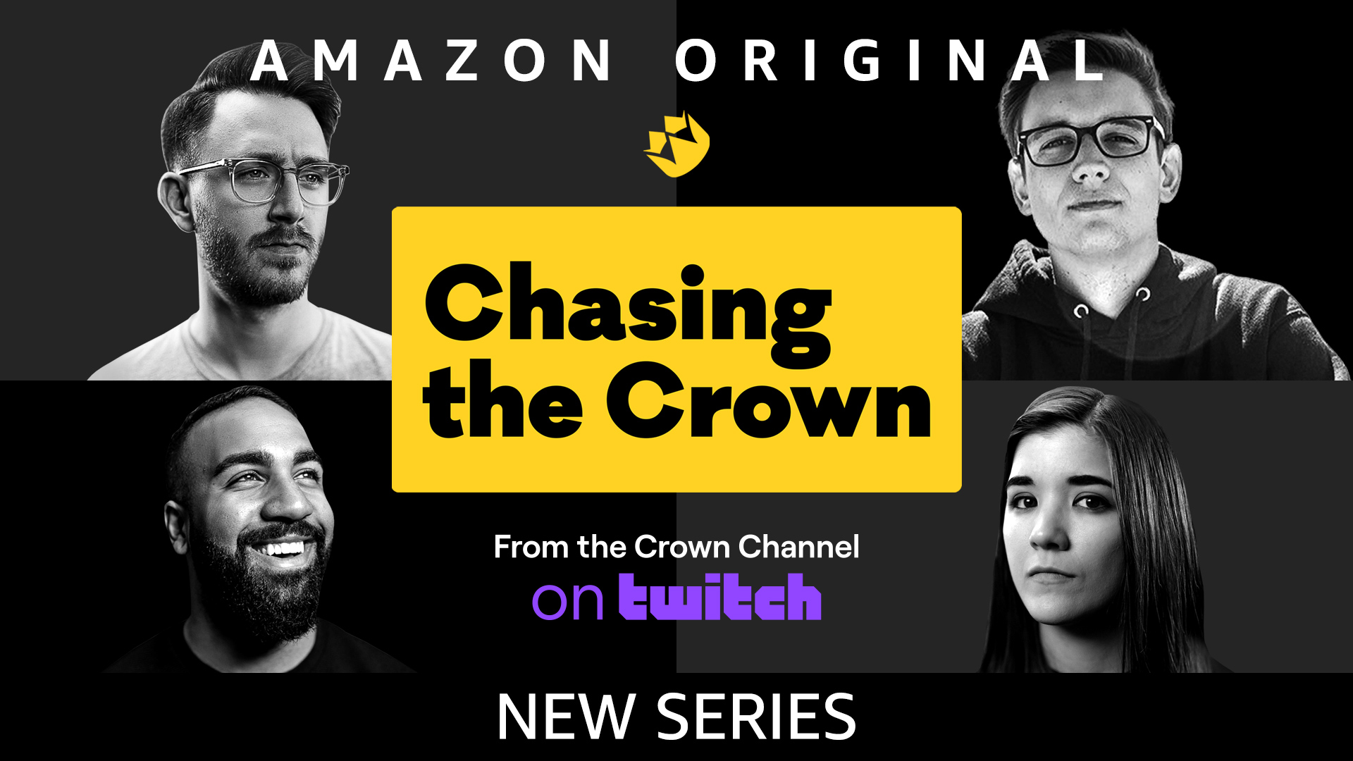 Chasing The Crown: Dreamers to Streamers Season 1