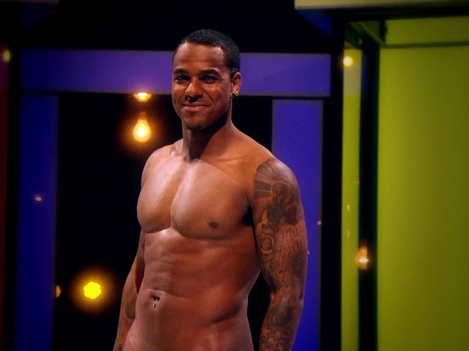 Naked Attraction really works as both contestants find