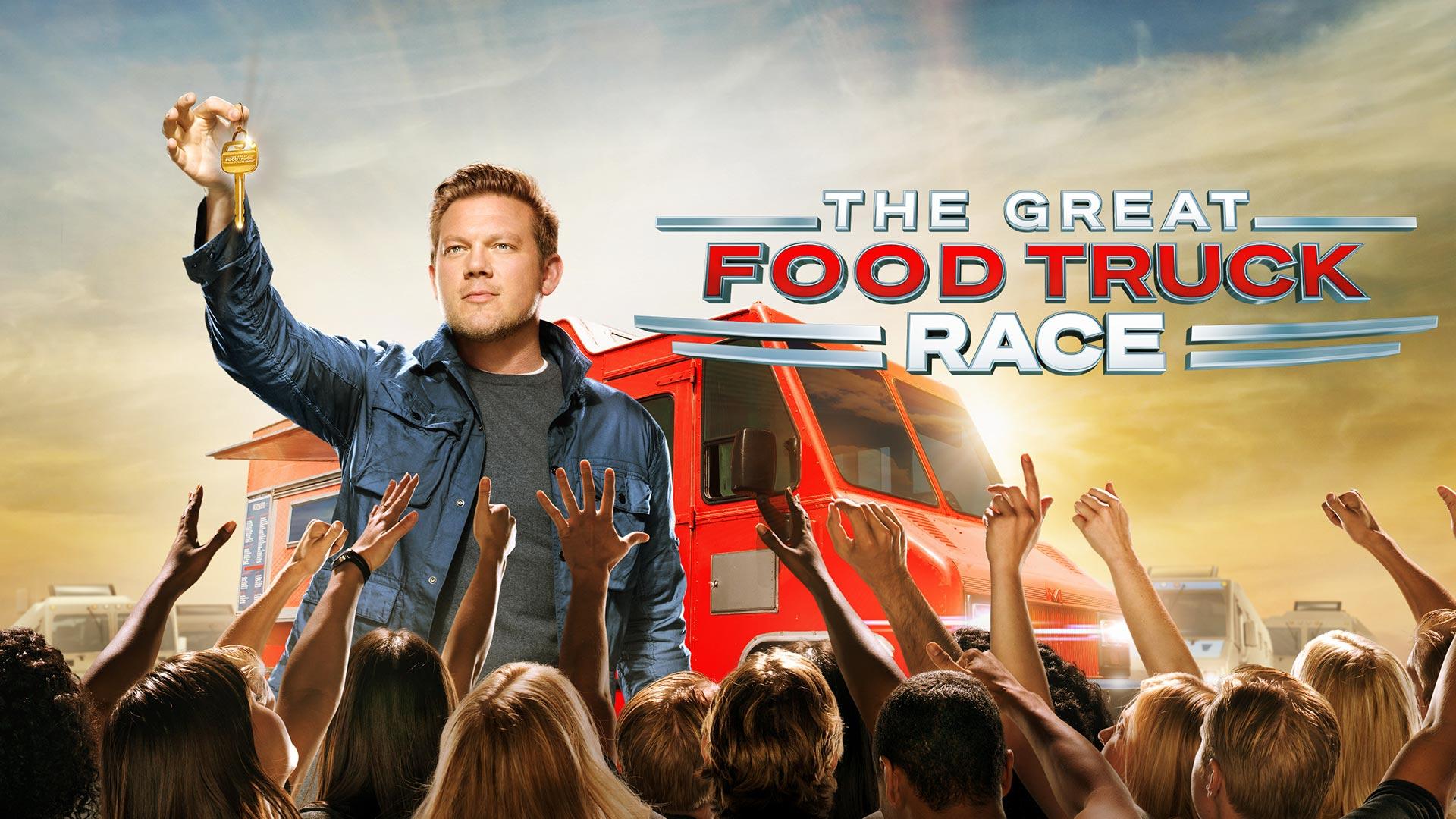 The Great Food Truck Race, Season 1
