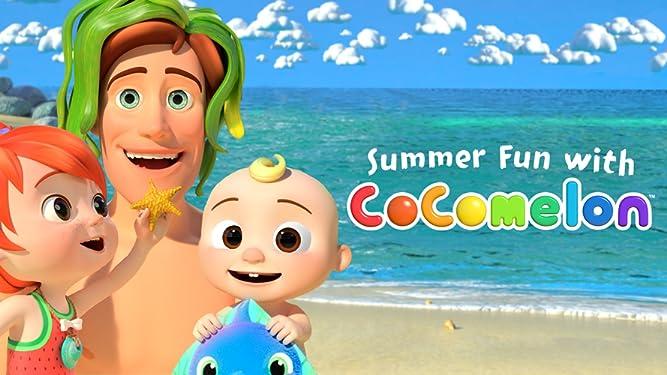 Summer Fun with CoComelon