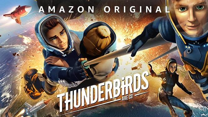 Thunderbirds Are Go - Season 2