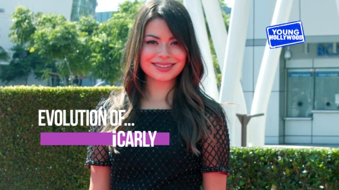 Evolution Of: iCarly