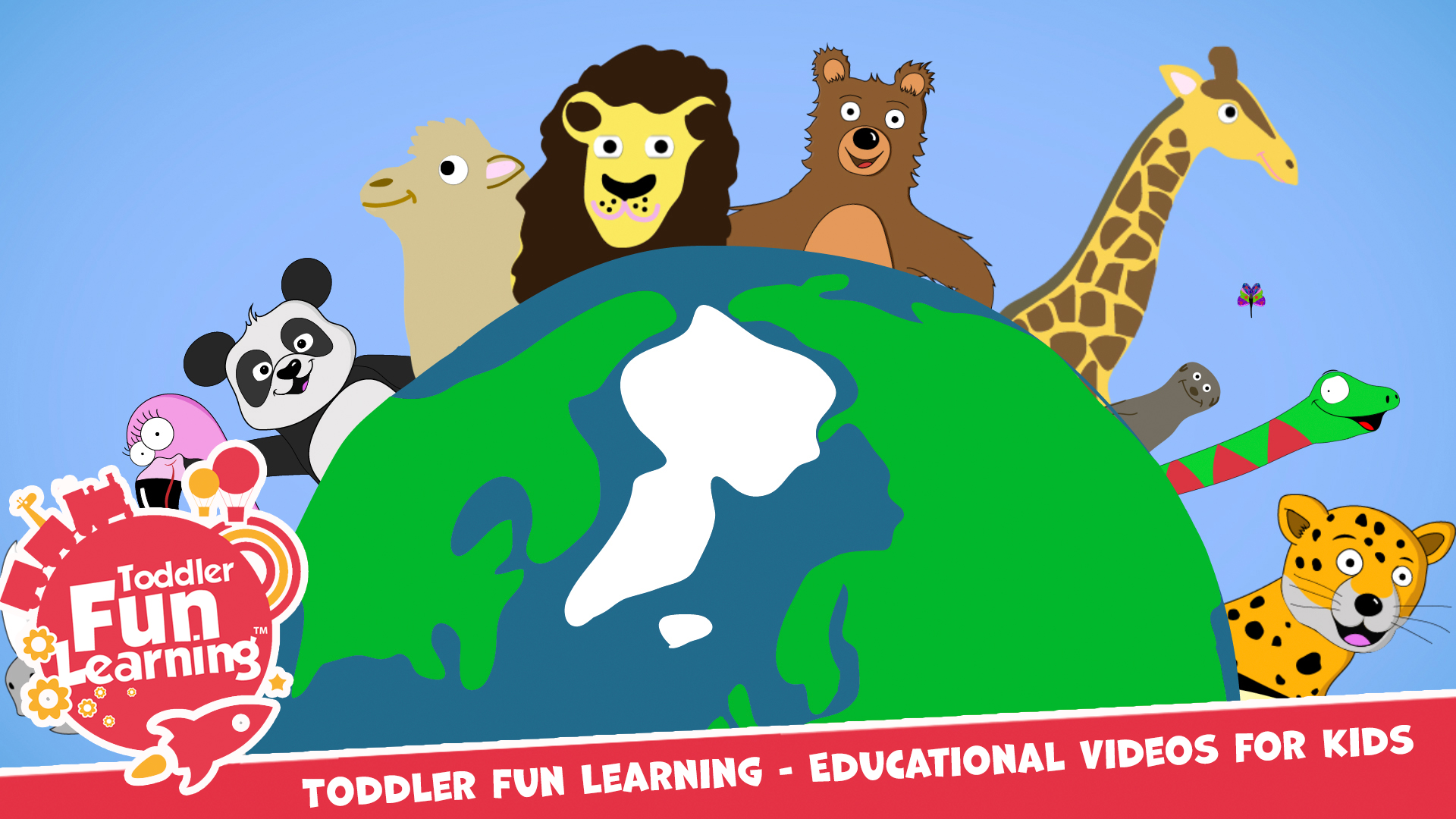 Toddler Fun Learning - Educational Videos for Kids