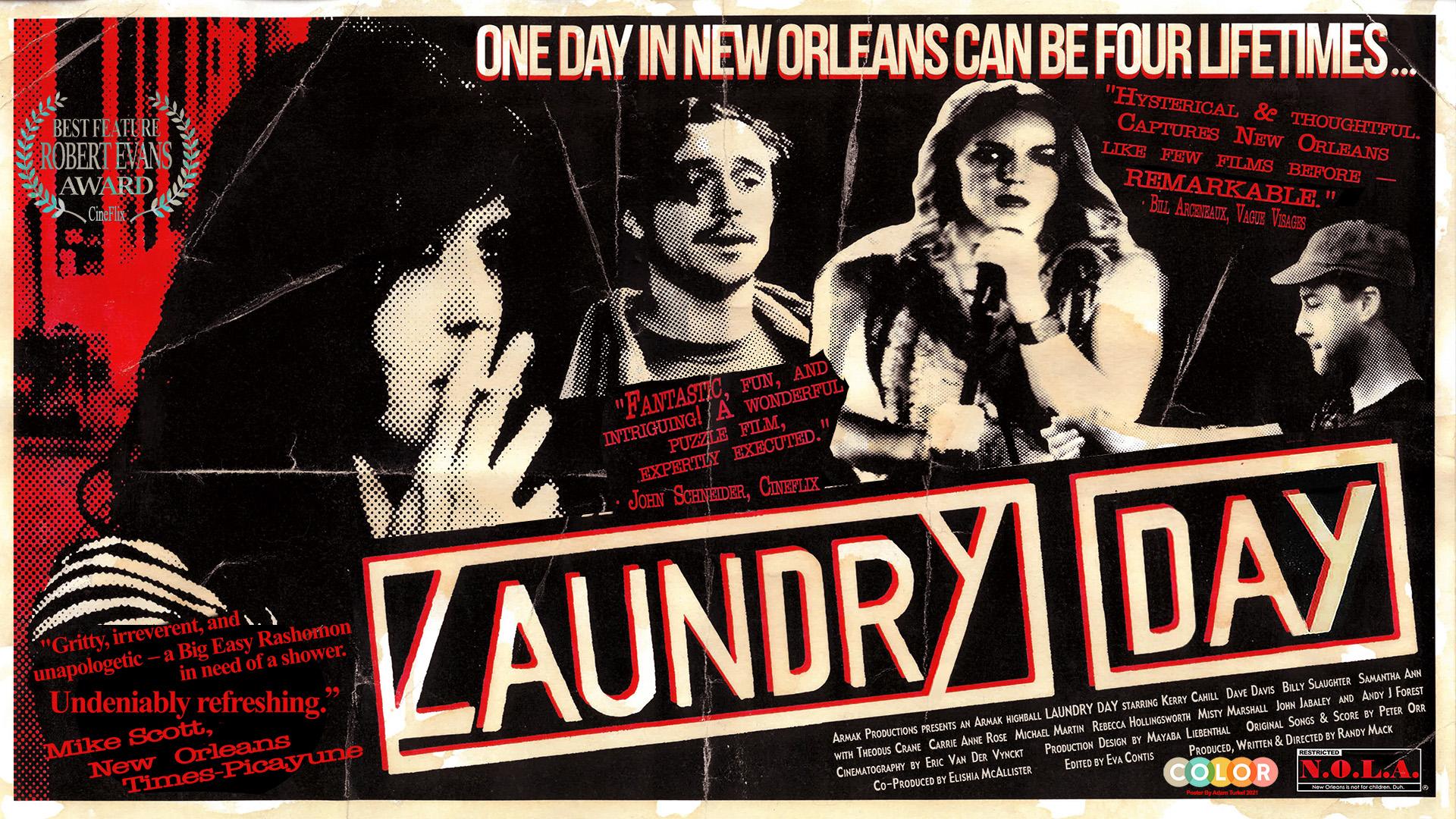 Laundry Day on Amazon Prime Video UK