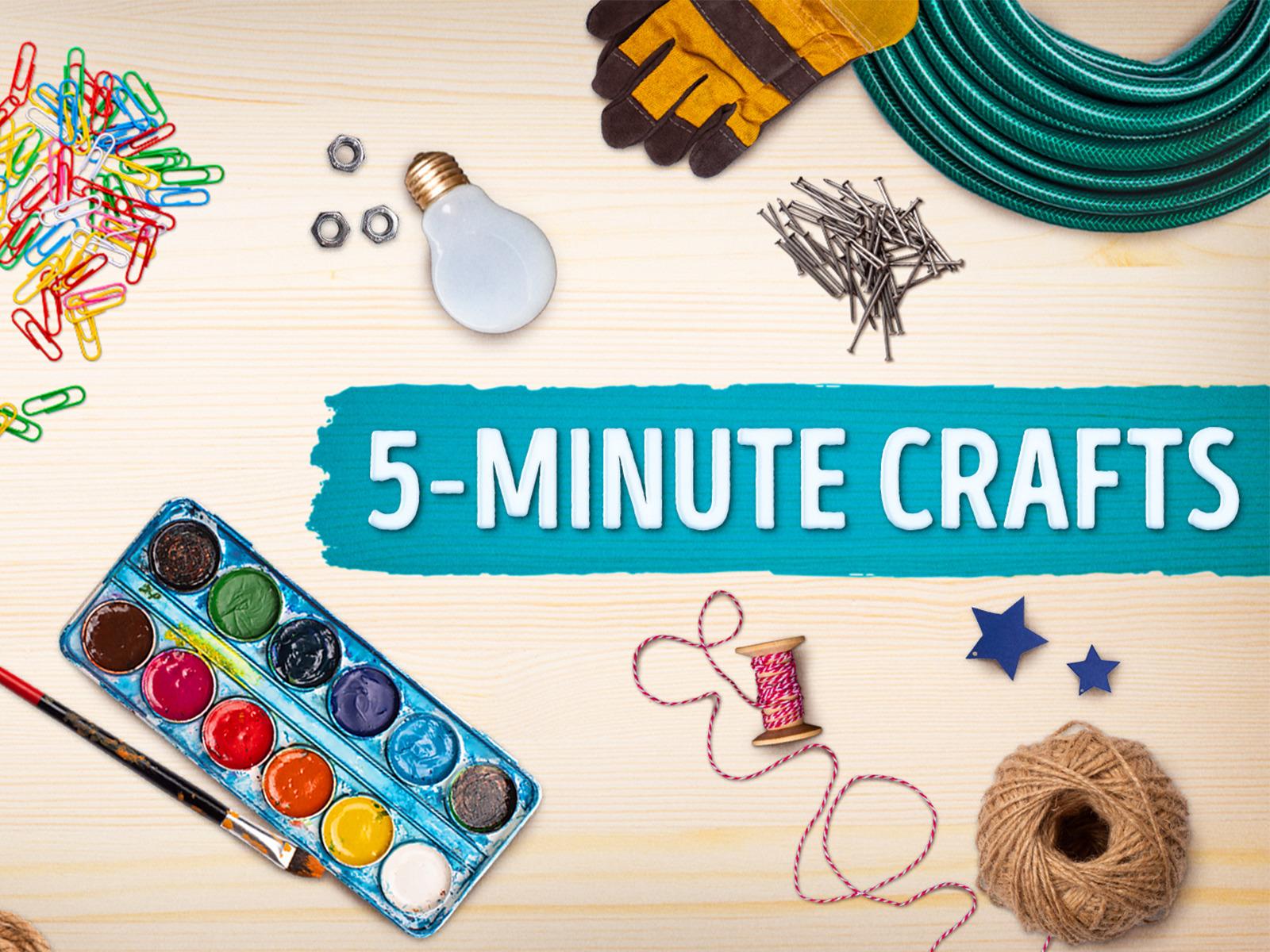 Prime Video 5 Minute Crafts