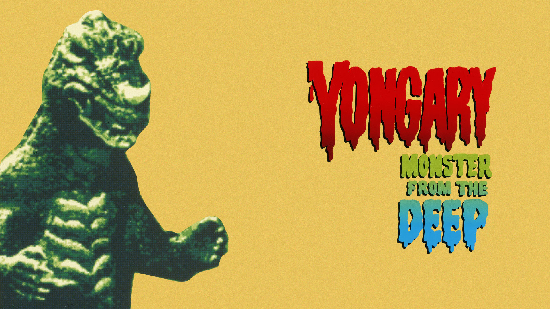 Yongary Monster From The Deep