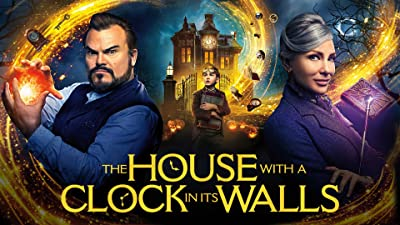 The House With a Clock In Its Walls (4K UHD)