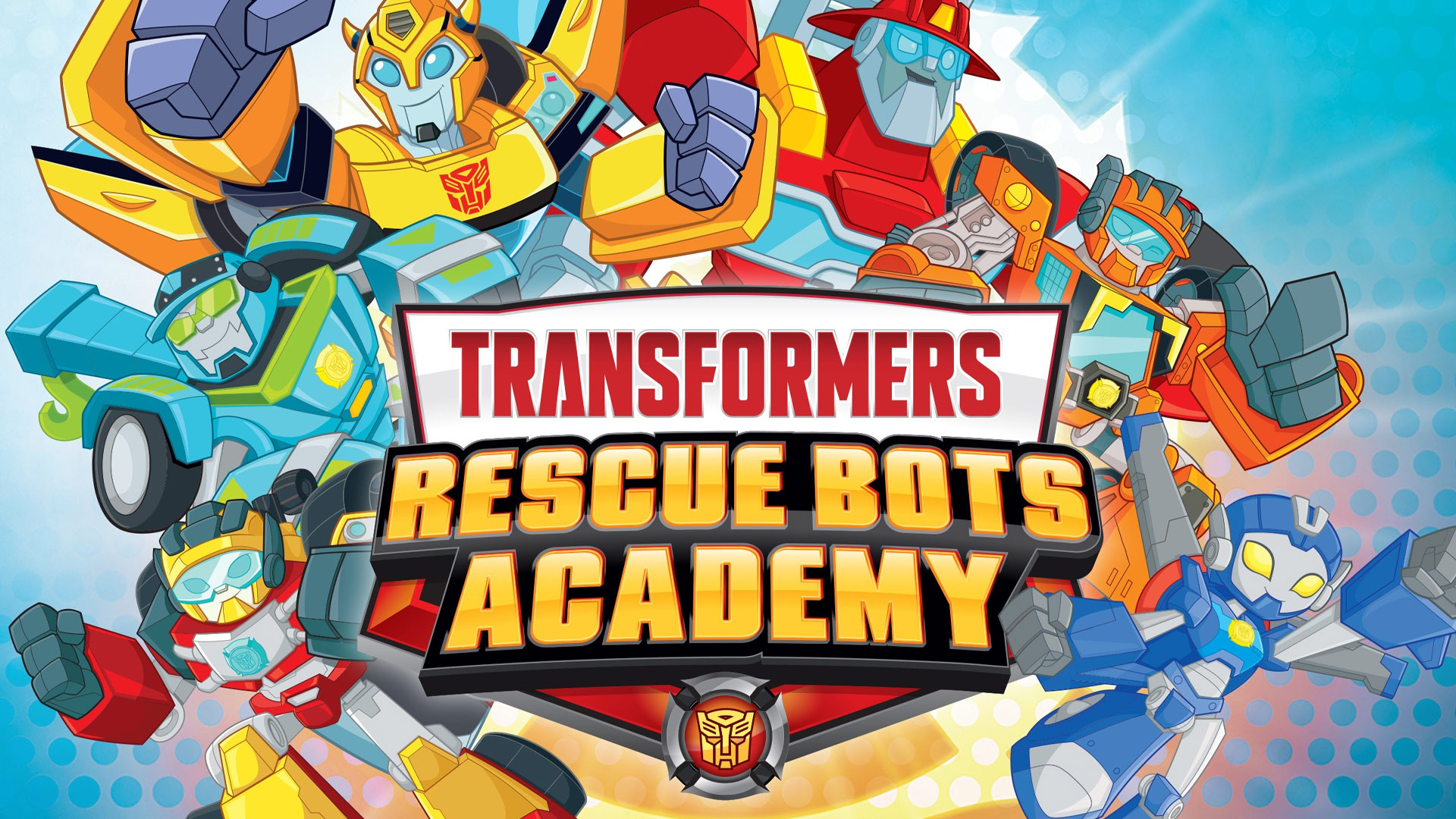 Transformers Rescue Bots Academy Season 1 Volume 1