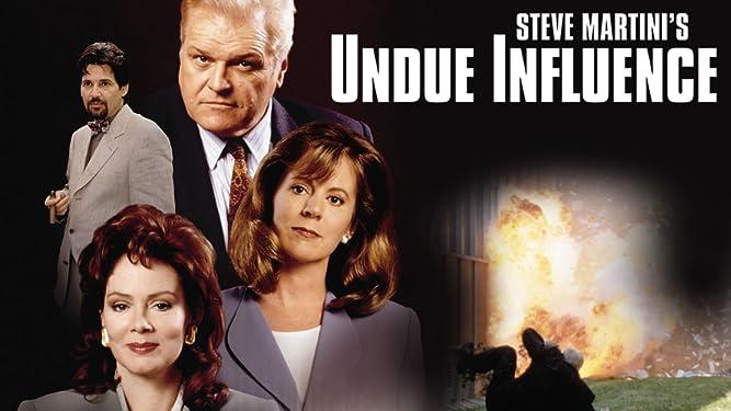 Steve Martini's Undue Influence