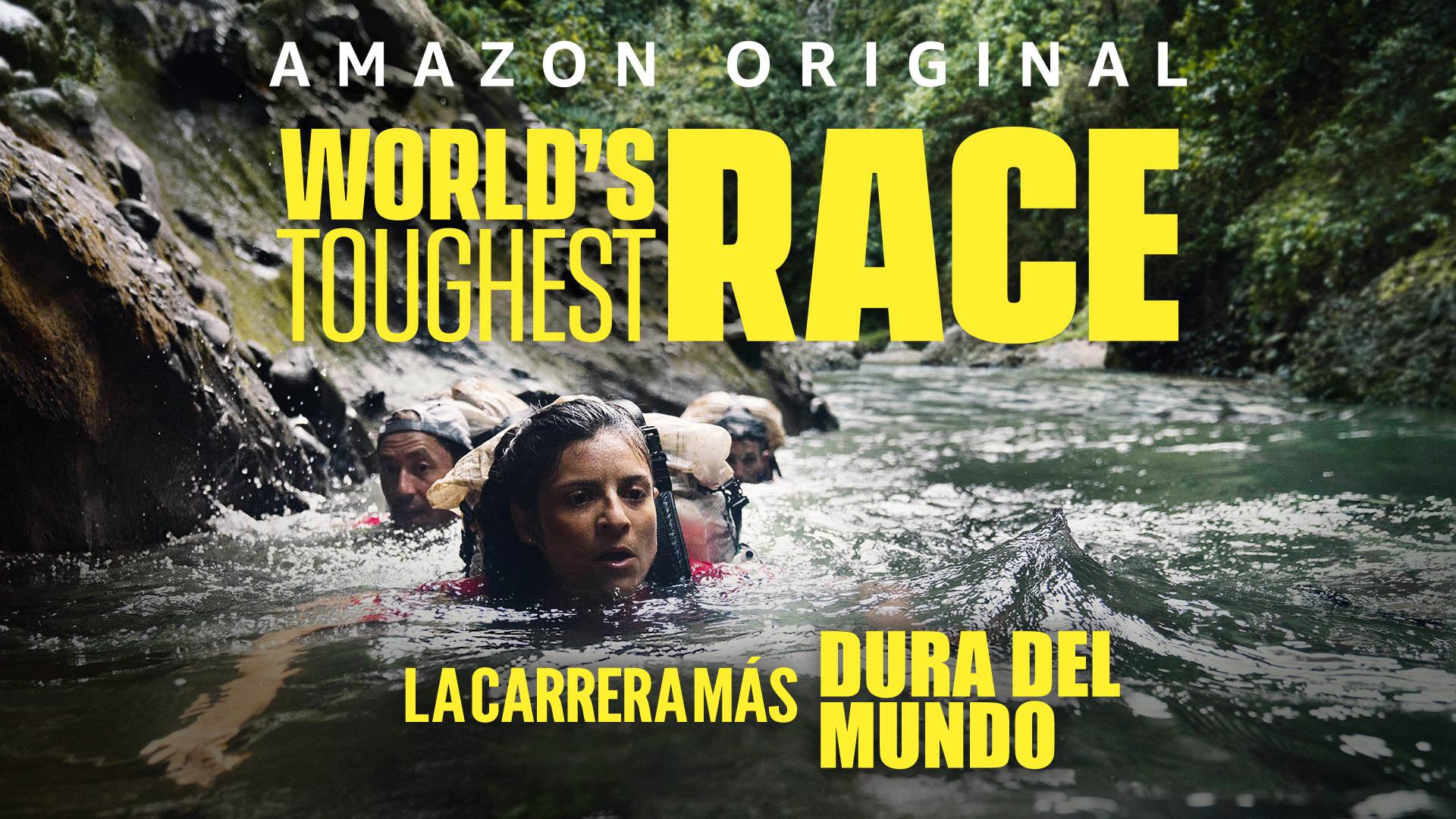La carrera más dura del mundo: Eco-Challenge Fiyi