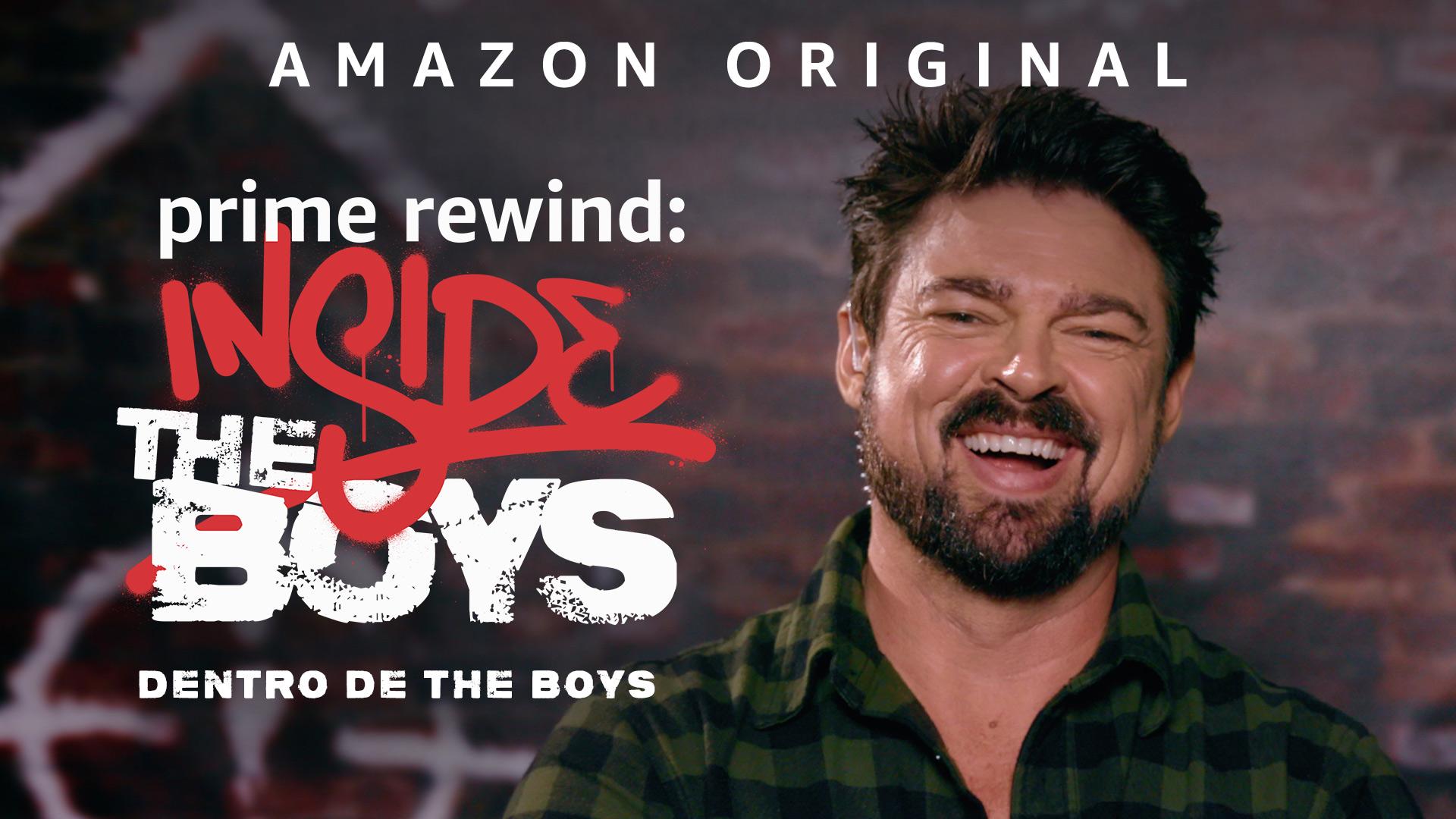Prime Rewind: The Boys por dentro - Temporada 1