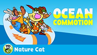 Nature Cat: Ocean Commotion