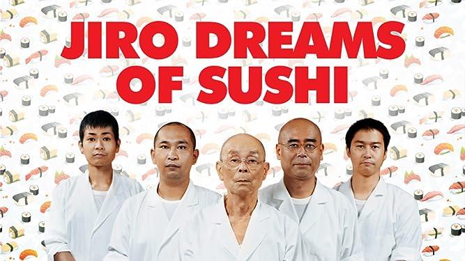 جیرو رؤیای سوشی میبیند (مستند)