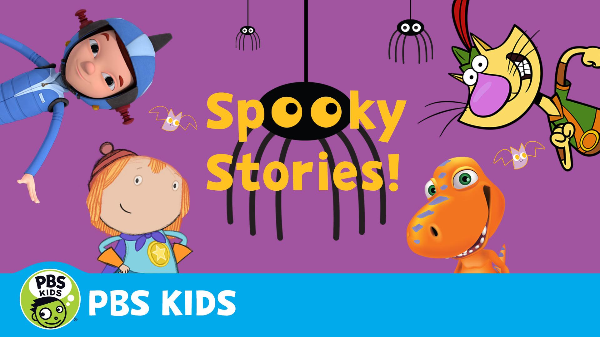 PBS KIDS: Spooky Stories! Season 1