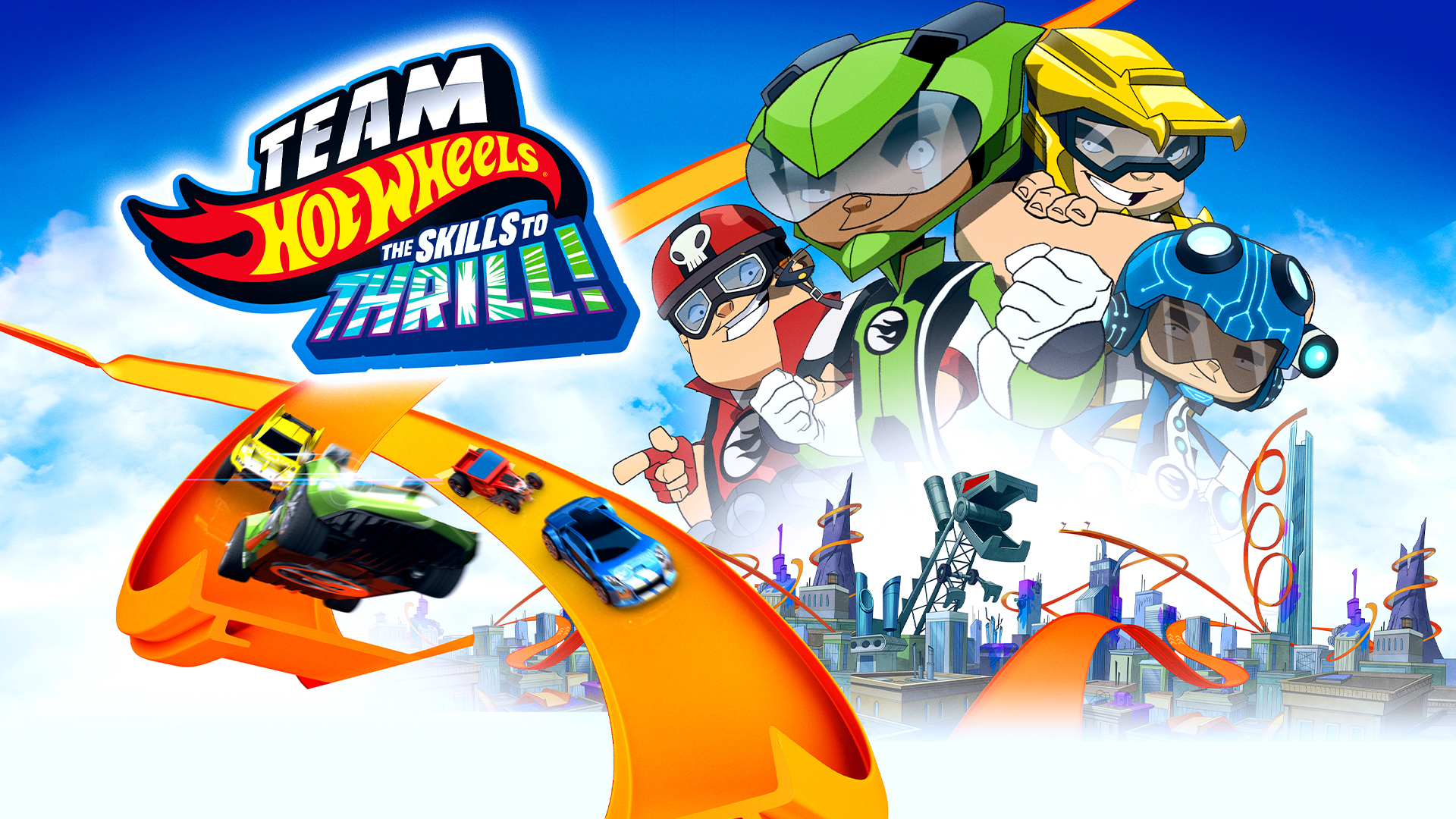 Team Hot Wheels, Skills to Thrill