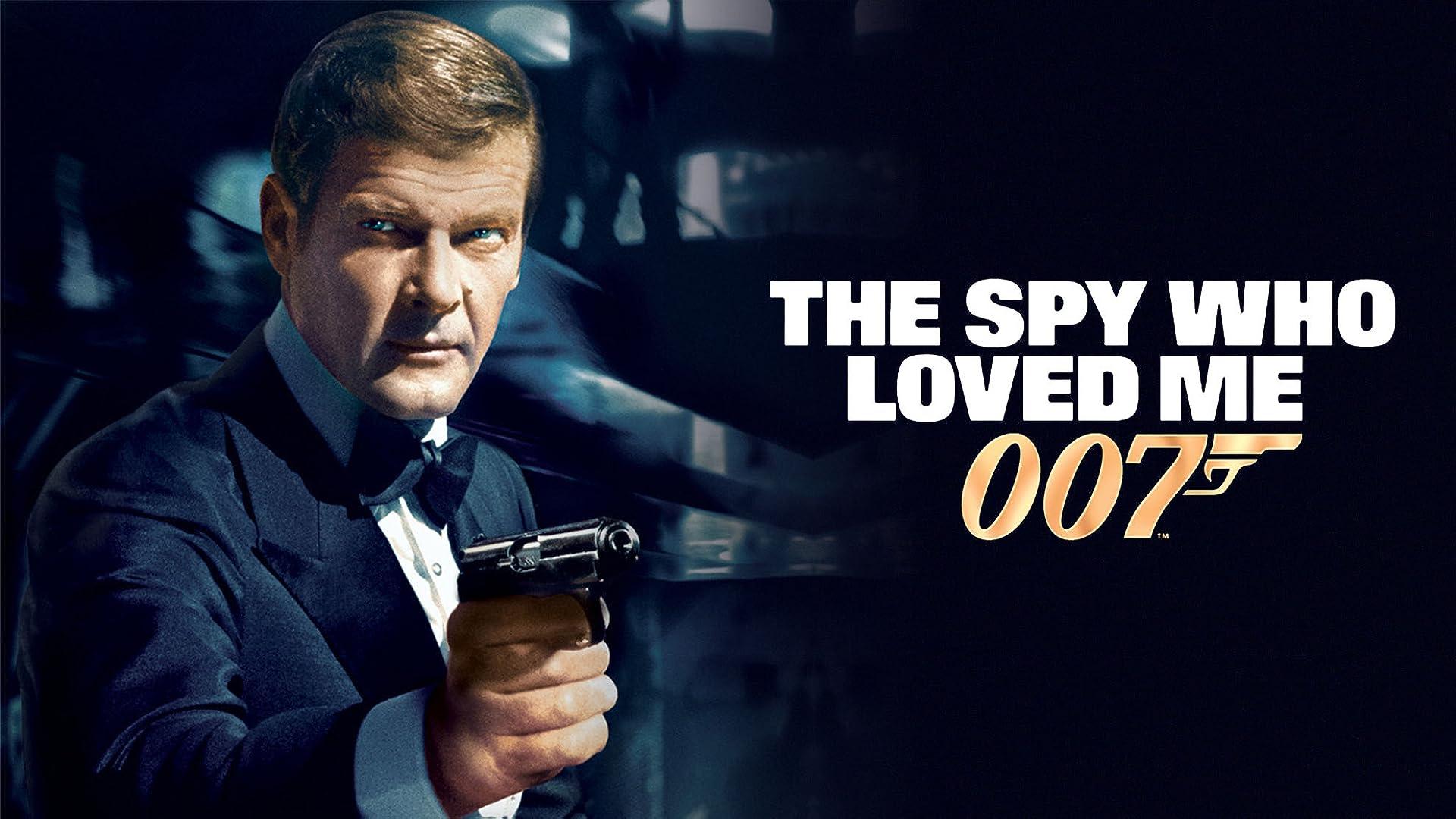 The Spy Who Loved Me (4K UHD)