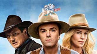 A Million Ways to Die in the West (Unrated)