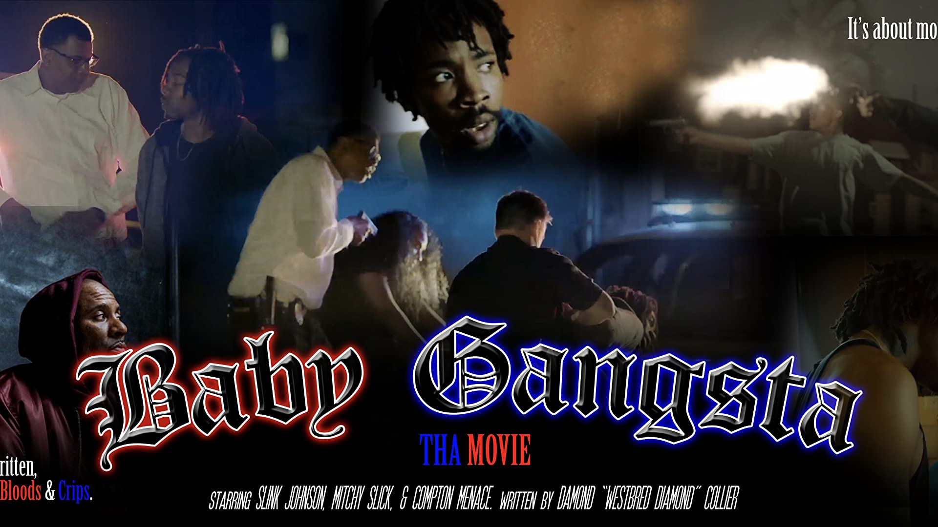 Baby Gangsta The Movie