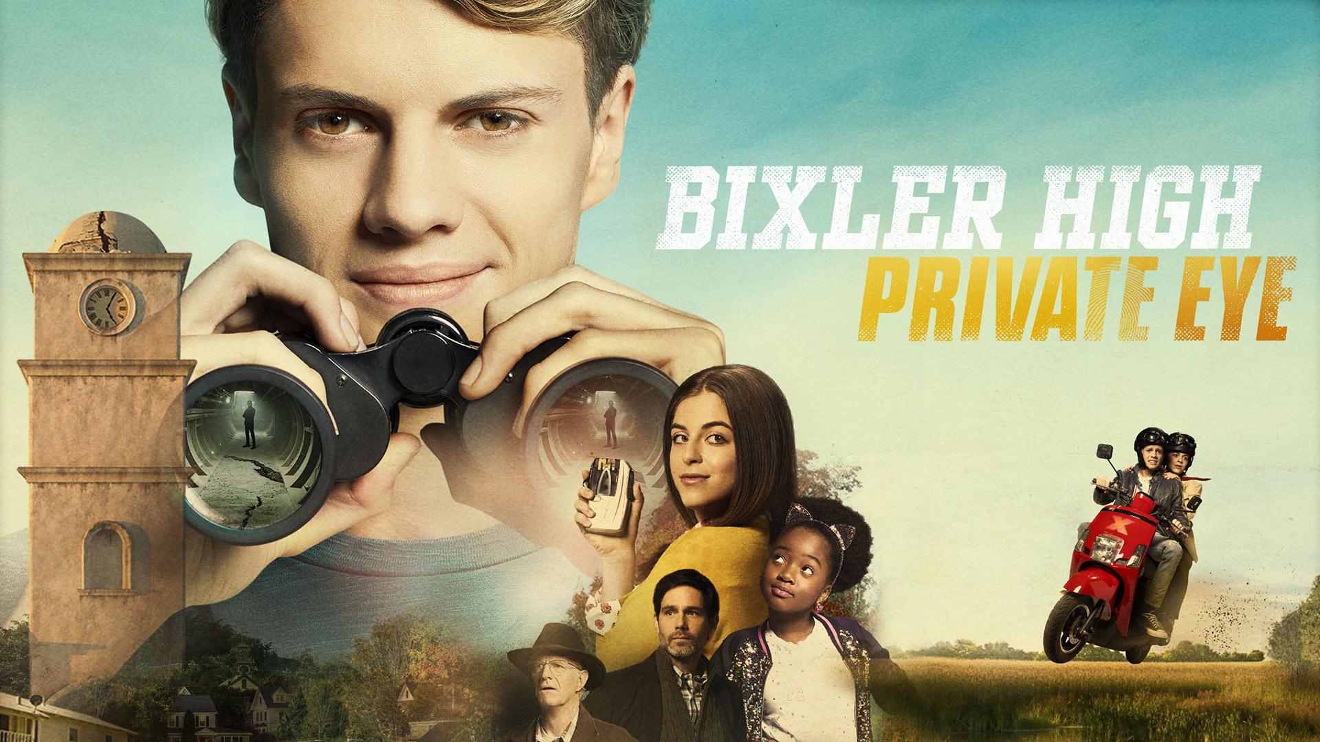 Bixler High Private Eye Season 1