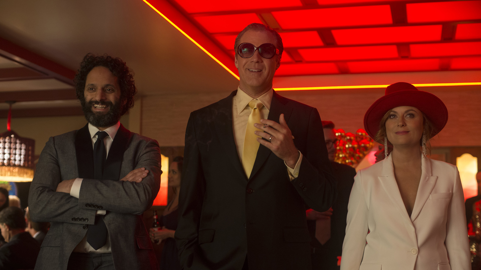"""Operación Casino"" Netflix Will Ferrel  Amy Poehler"