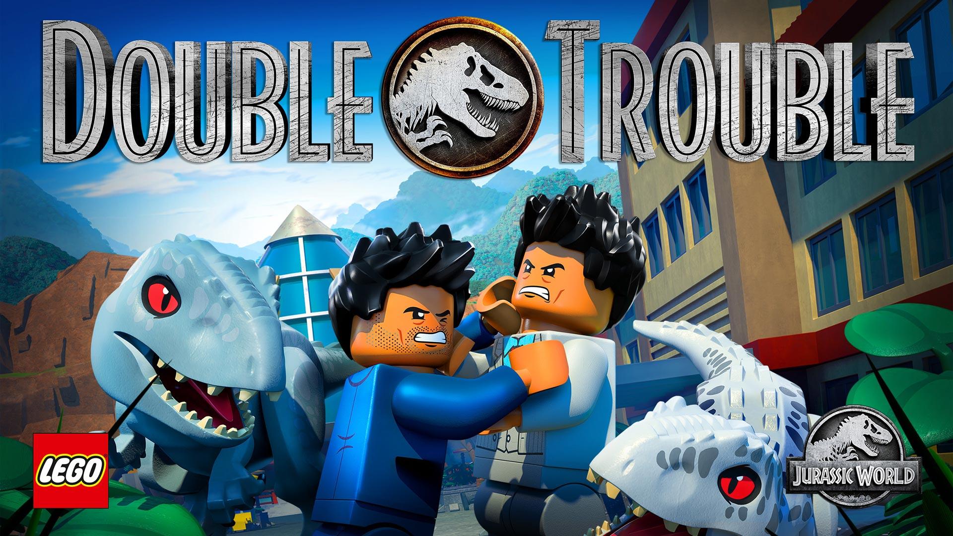 Lego Jurassic World: Double Trouble, Season 1