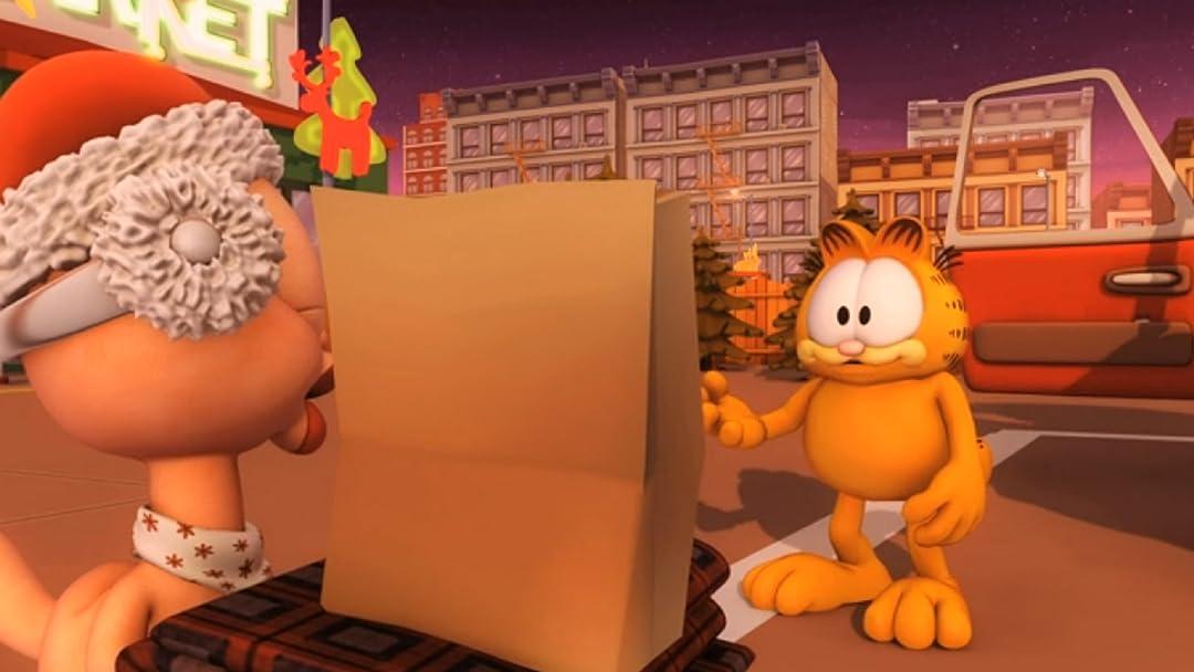 Prime Video Garfield Cie