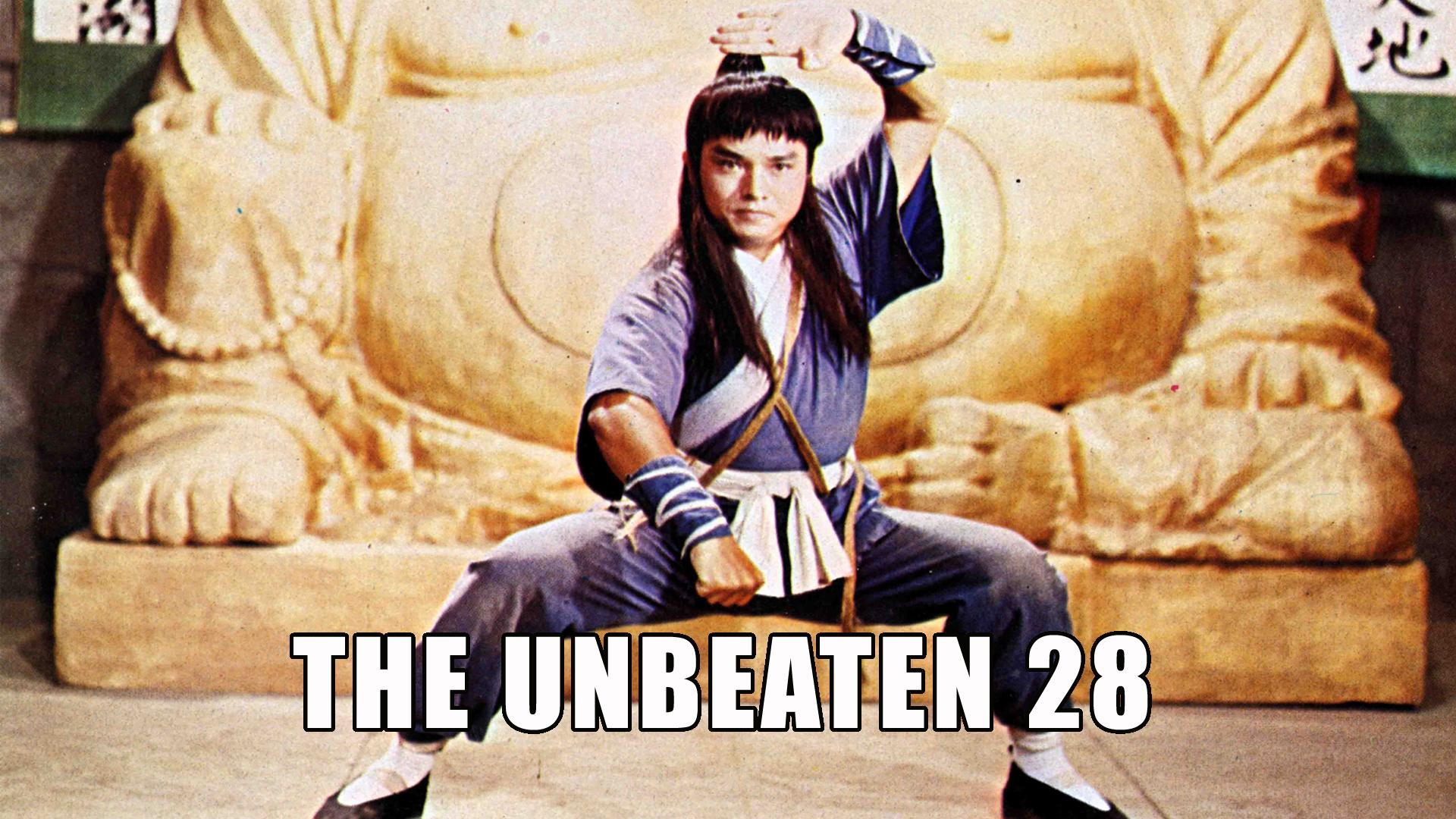 The Unbeaten 28