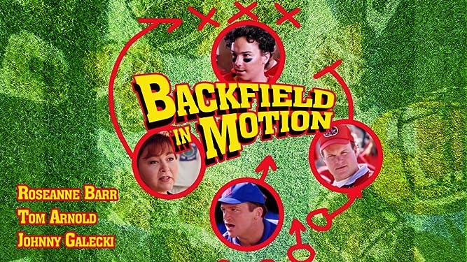 Backfield in Motion (4k Restored)