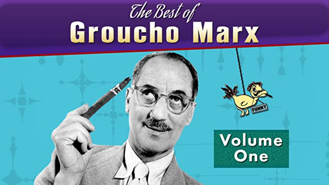 The Best of Groucho