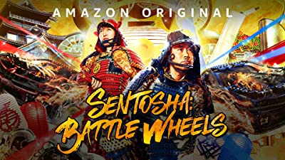 SENTOSHA: Battle Wheels