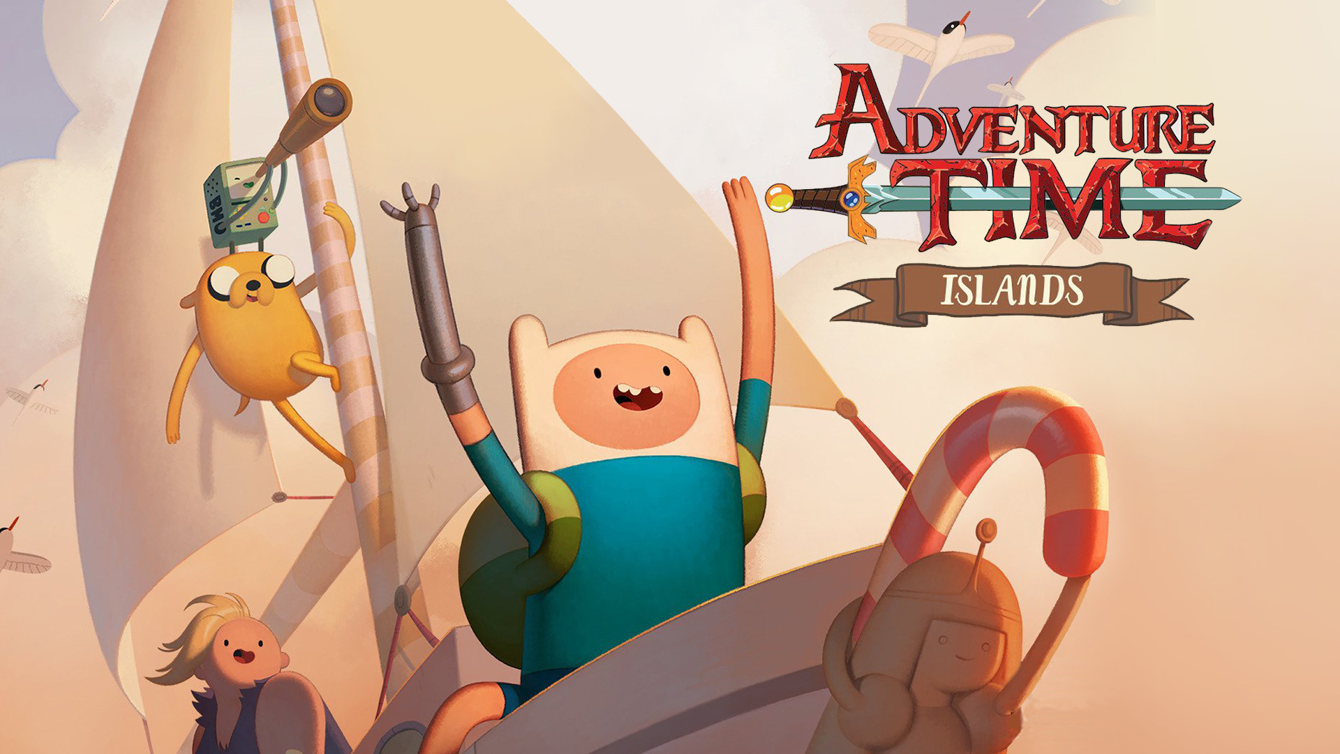 Adventure Time: Islands Season 1