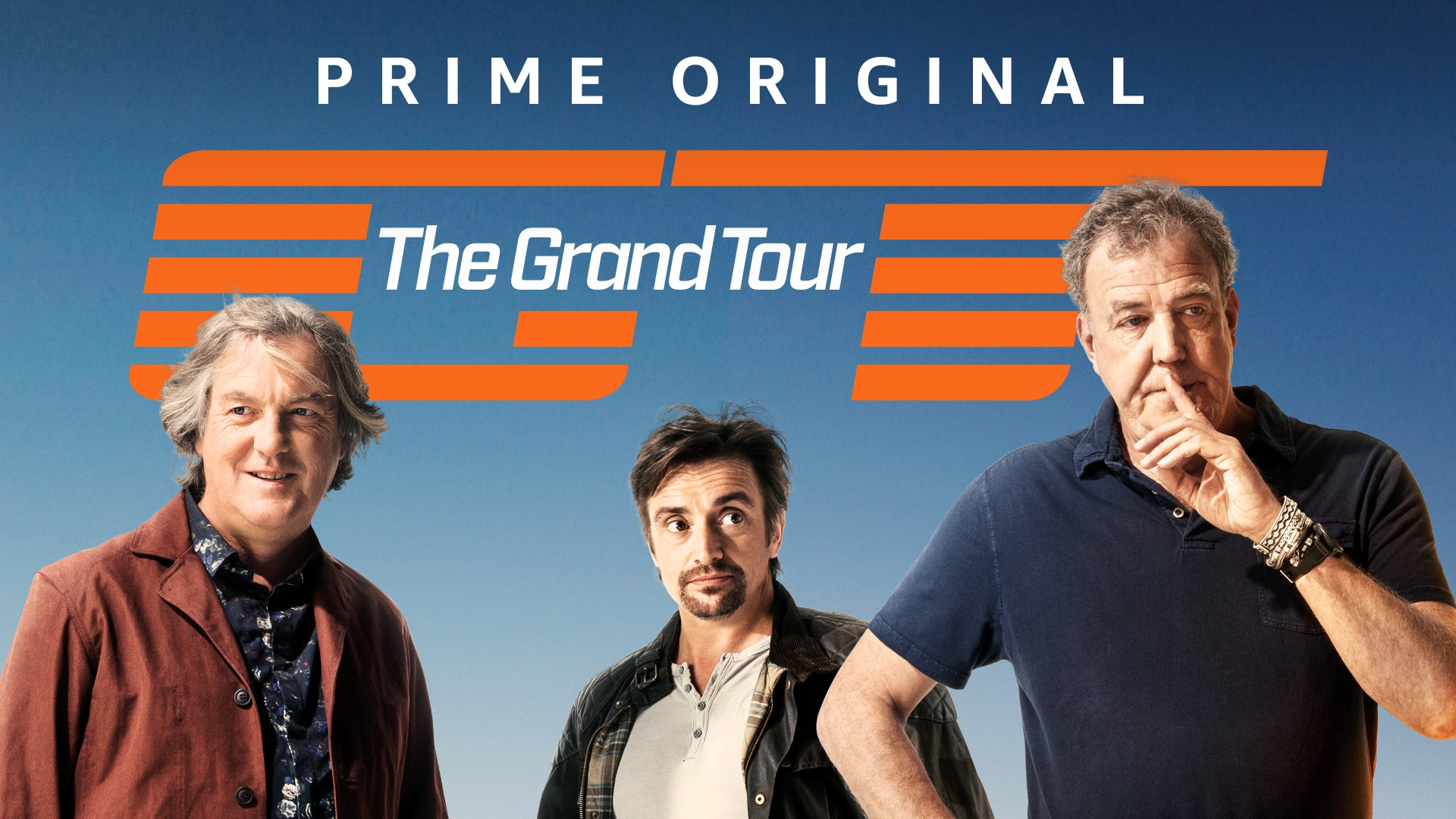 The Grand Tour Säsong 1