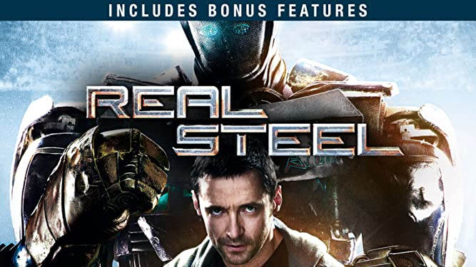 Real Steel (Plus Bonus Content)