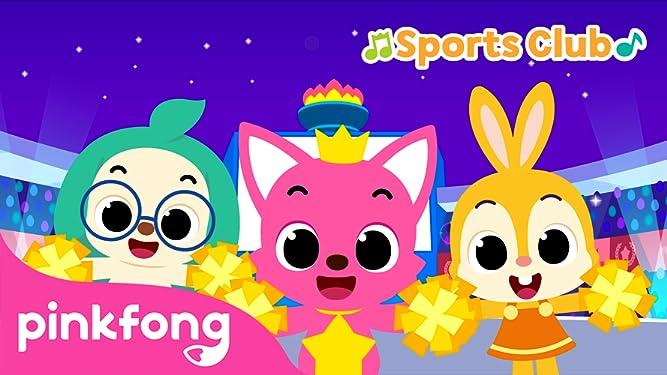 Pinkfong! Sports Club