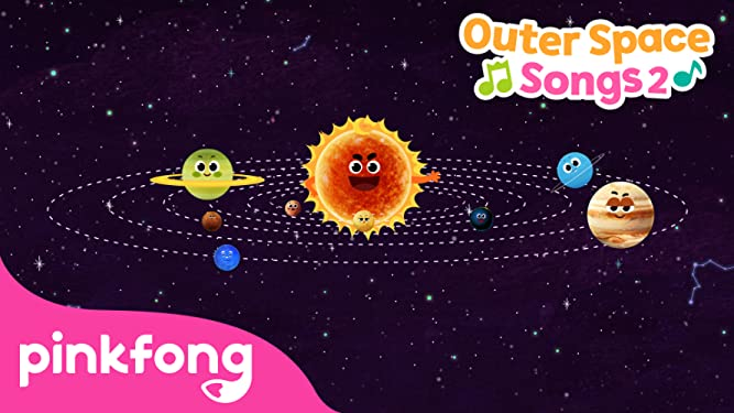 Pinkfong! Outer Space Songs