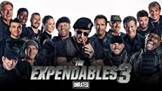 The Expendables 3 Unrated (w/Bonus Features)