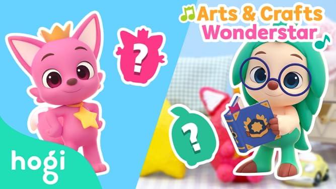 Pinkfong Arts & Crafts: Wonderstar