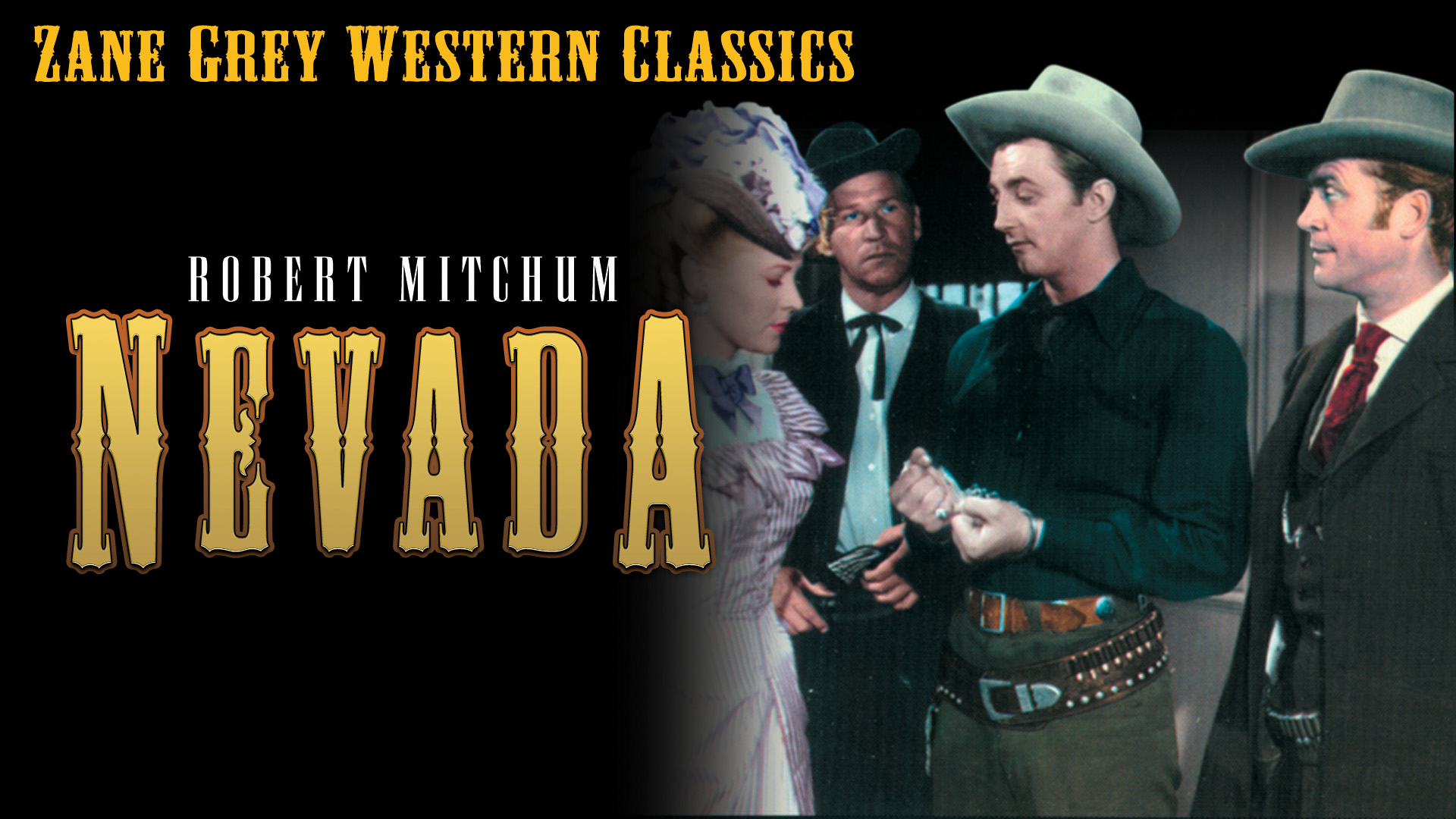 Nevada on Amazon Prime Video UK