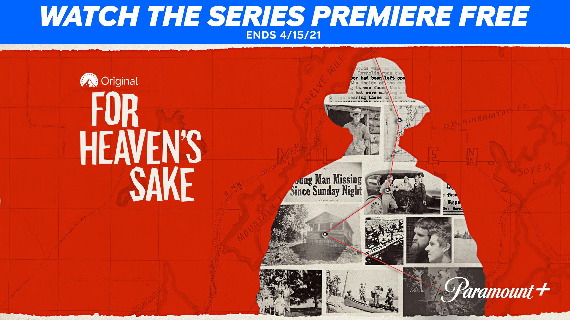 For Heaven's Sake Season 1