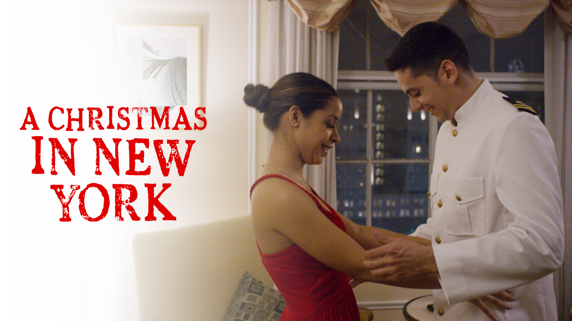 Christmas in New York, A