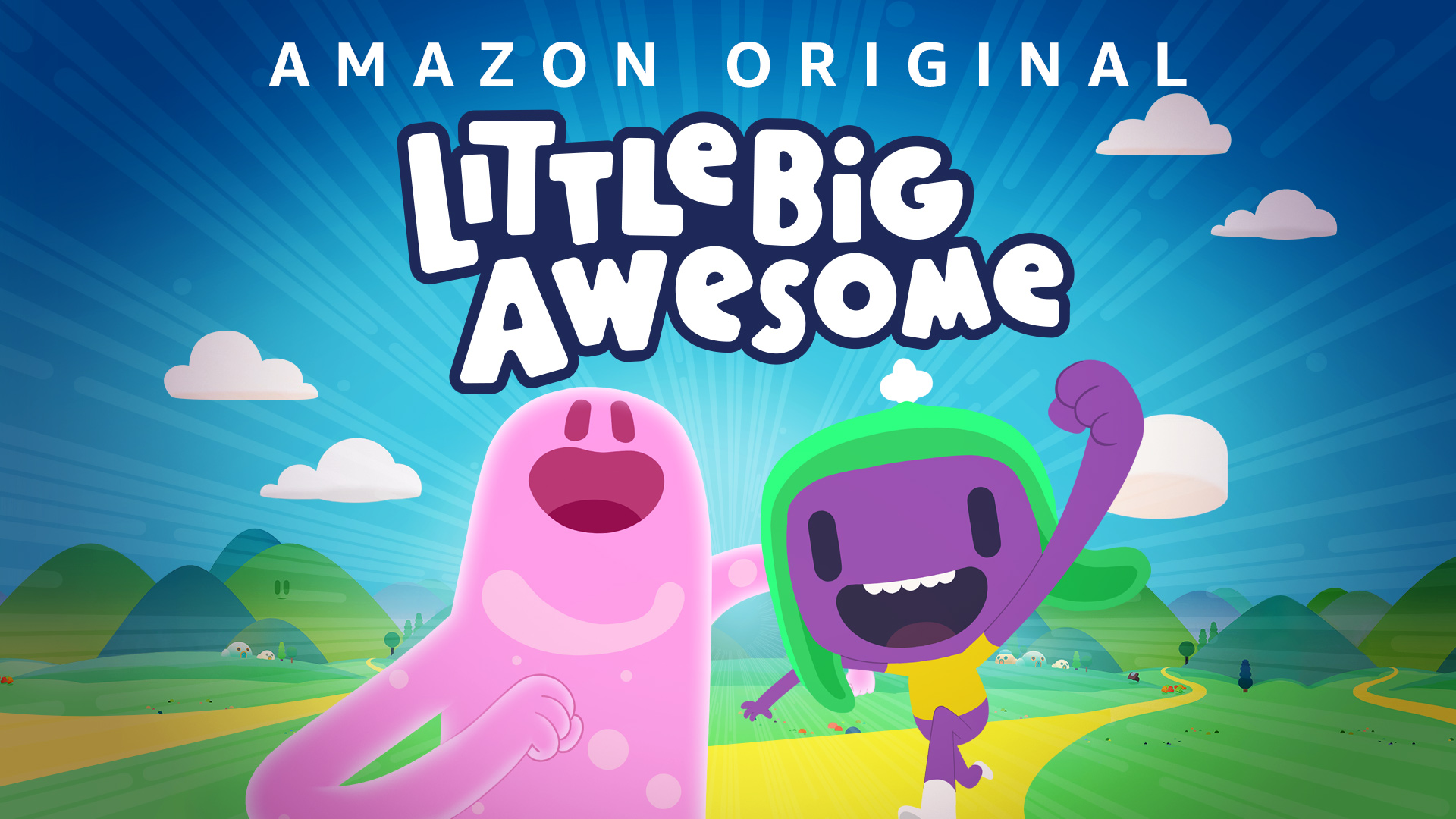 Little Big Awesome - Saison 1