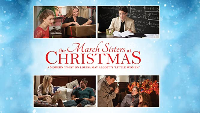 Prime Video The March Sisters At Christmas